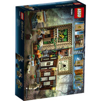 LEGO樂高哈利波特系列 霍格華玆 課本:草藥學 - 76384