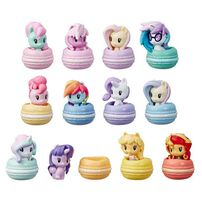 My Little Pony小馬寶莉可愛標記小隊彩虹收藏套裝