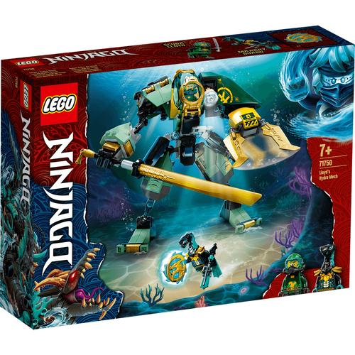 LEGO樂高旋風忍者系列 勞埃德的水上機甲 71750