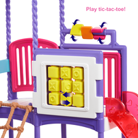 Barbie芭比 Skipper遊樂場遊戲組