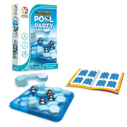 Smart Games 企鵝寶寶開派對