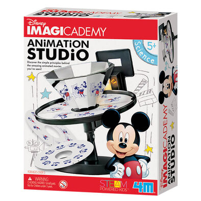 4M Disney Imagicademy Animation Studio