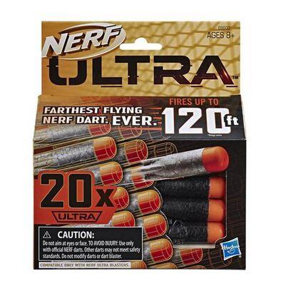 NERF熱火極限系列 NERF Ultra One 20 發彈鏢補充
