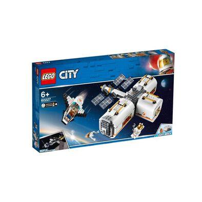 LEGO樂高城市系列 月面太空站 60227