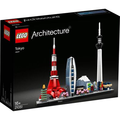 LEGO樂高建築系列 東京 21051