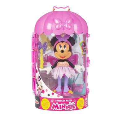 Disney迪士尼 米妮服飾公仔 - 小仙女系列