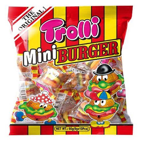 Trolli 口力漢堡包橡皮糖90克