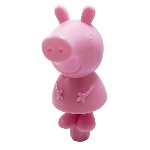 Peppa Pig粉紅豬小妹日本學研益智積木-鄉村組合