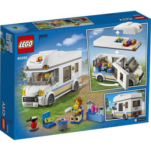 LEGO樂高城市系列 假日路營車 - 60283