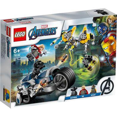 LEGO樂高漫威超級英雄系列 LEGO Marvel Avengers Iron Man Mech 76140