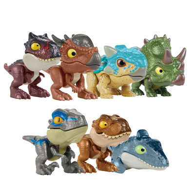 Jurassic World Snap Squard Colletibles - Assorted