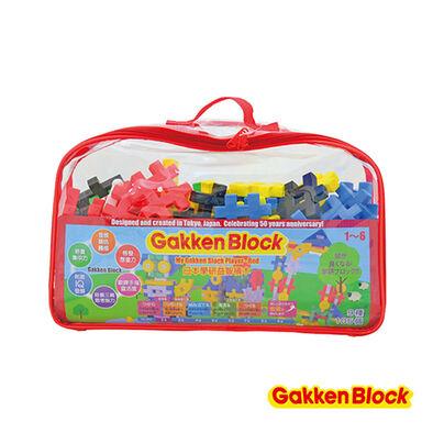 Gakken Block學研積木 - 挑戰系列(紅色)