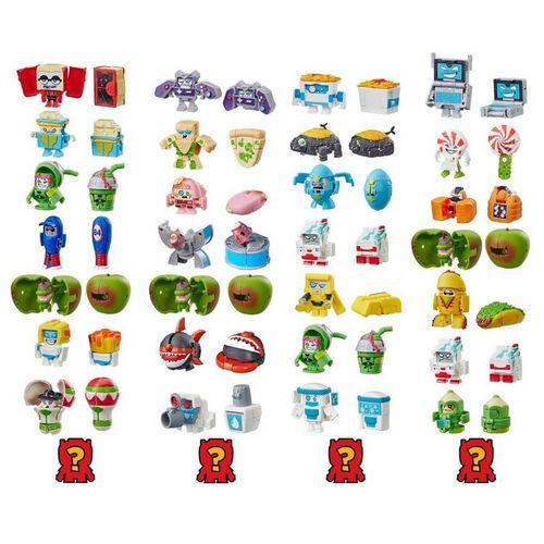 Transformers變形金剛botbots玩具草坪聯盟 8件套裝 - 隨機發貨