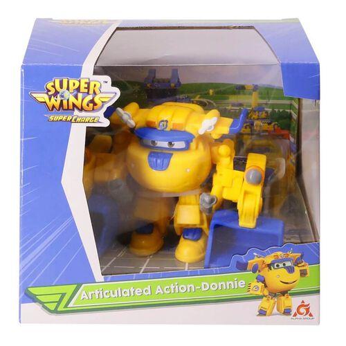 Super Wings超級飛俠-可活動玩具 Donnie