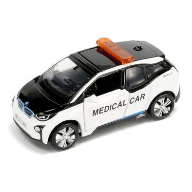 Tiny微影 城市 112 合金車仔 — 寶馬i3 醫療車
