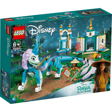 LEGO Disney Raya and Sisu Dragon - 43184