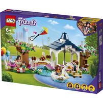 LEGO樂高好朋友系列 心湖城湖泊公園 - 41447