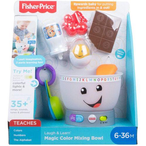 Fisher-Price費雪 齊來學習攪拌碗