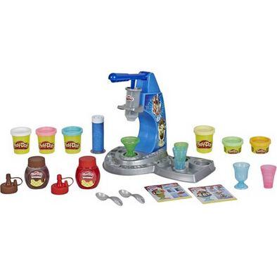 Play-Doh培樂多 小煮意系列 - 朱古力醬雪糕套裝
