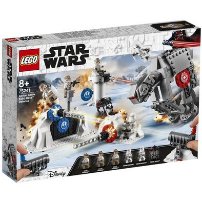 LEGO樂高星球大戰系列 LEGO Stars Wars Action Battle Echo Base Defense 75241