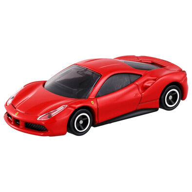Tomica Bx064 New Ferrari 599 Gtb
