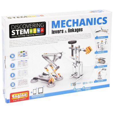Engino安捷積木stem 機械力學系列 槓桿與連槓