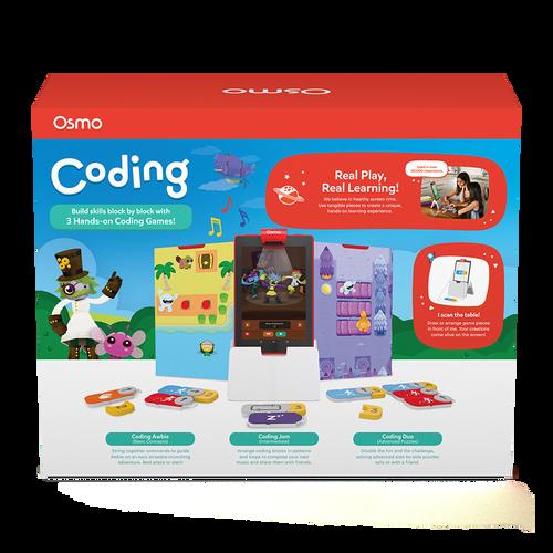 Osmo 編碼學習套件 (Ipad 專用)