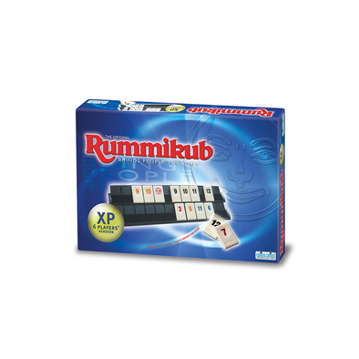 Rummikub魔力橋數字牌遊戲 - 升級版