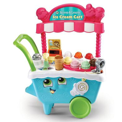 Leapfrog Scoop And Learn Ice Cream Cart - Assorted