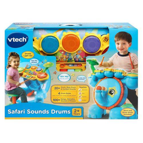 Vtech偉易達 歡樂電子象鼓