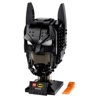LEGO樂高 DC超級英雄系列Batman Cowl 76182