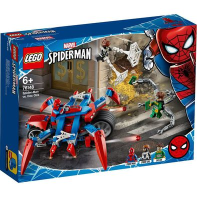 LEGO樂高蜘蛛俠系列 LEGO Marvel Spider-Man Vs. Doc Ock 76148