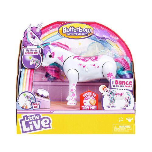 Little Live Pets我的小寵物 動感幻彩獨角獸