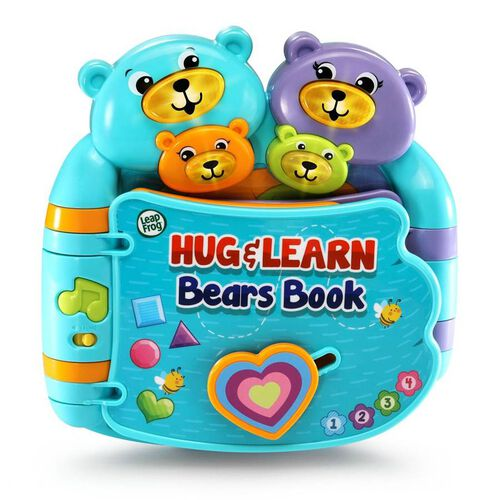 Leapfrog跳跳蛙 抱抱熊電子書