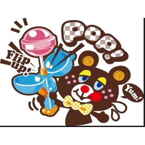 Bunny Plan  動物棒棒糖 (連糖6克)