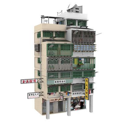 Tiny微影 城市 13 合金車仔 — 豐田 Coaster 校巴
