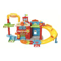 Vtech Go! Go! Smart Wheels^R Save The Day Fire Station^Tm