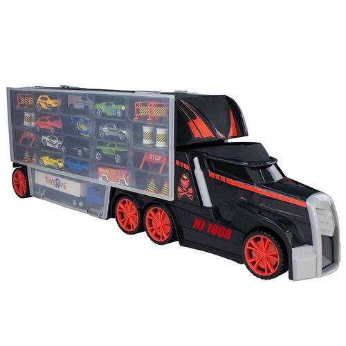 Fast Lane極速快線 卡車收藏箱 (包括11架合金車)