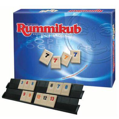 Rummikub魔力橋數字牌遊戲 比賽專用版