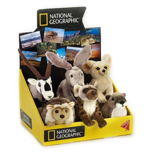 National Geographic國家地理 - 沙漠小動物 - 隨機發貨