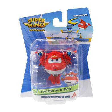 Super Wings超級飛俠 迷你變形超級飛俠 Jett