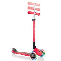 Globber高樂寶 折疊滑板車 (紅色)