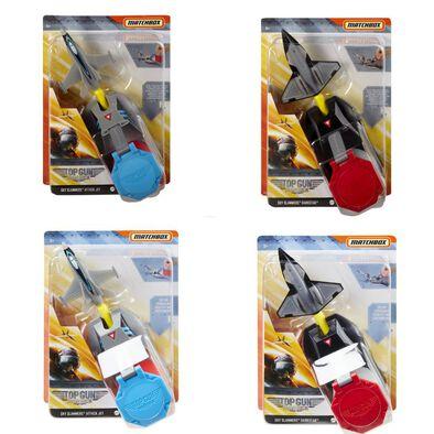 Matchbox火柴盒小汽車 發射器 - 隨機發貨