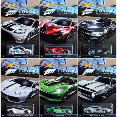 Hot Wheels風火輪forza Racing- 隨機發貨