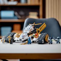 LEGO樂高旋風忍者系列 超聲波重擊車 71739