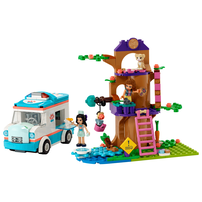 LEGO樂高好朋友系列獸醫診所救護車 - 41445
