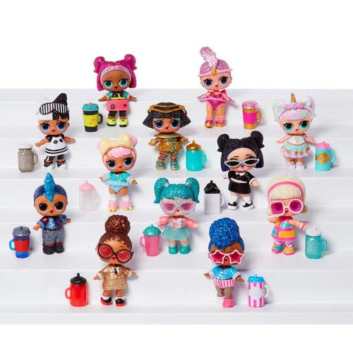 L.O.L. Surprise! Dolls Sparkle Series - Assorted