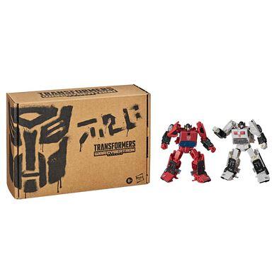 Transformers變形金剛Generations 系列  戴亞克隆配色飛毛腿