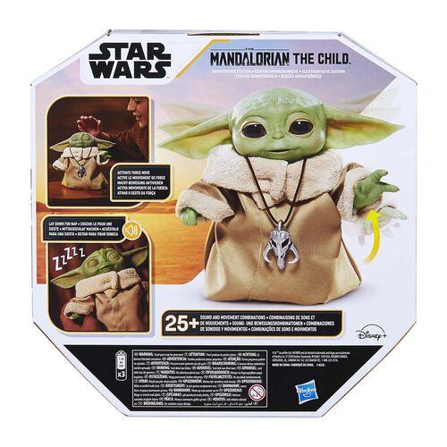 Star Wars星球大戰 電子互動玩偶