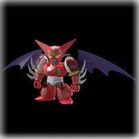 Bandai萬代 Sdcs超級機械人系列 真 三一萬能俠